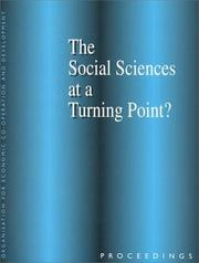 Cover of: The Social Sciences at a Turning Point? |