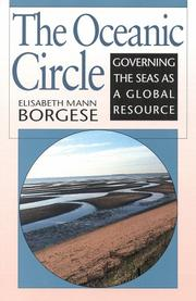 Cover of: The oceanic circle