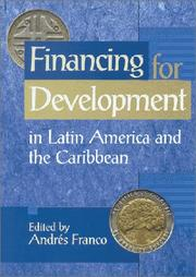 Cover of: Financing for Development |