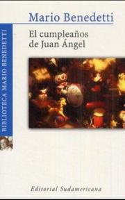 Cover of: El Cumpleanos De Juan Angel