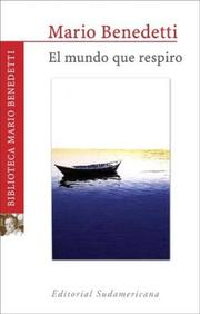 Cover of: El Mundo Que Respiro