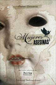 Cover of: Mujeres Asesinas/ Killer Women (Obras Diversas / Diverse Works)
