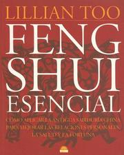 Cover of: Feng Shui Esencial