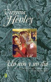 Cover of: Un Ano y Un Dia
