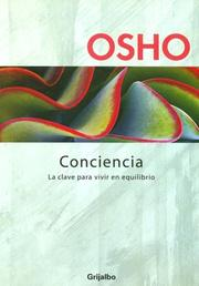 Cover of: Conciencia