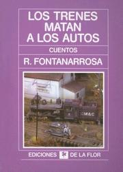 Cover of: Los trenes matan a los autos