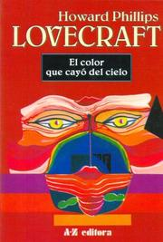 Cover of: El Color Que Cayo del Cielo