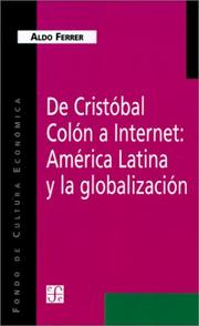 Cover of: De Cristobal Colon a Internet