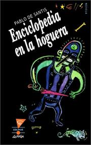 Cover of: Enciclopedia en la hoguera
