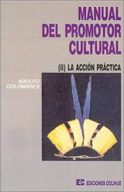Cover of: Manual Del Promotor Cultural II (Manual del Promotor Cultural)