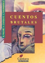 Cover of: Cuentos brutales