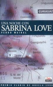 Cover of: Una noche con Sabrina Love