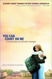 Cover of: You Can Count on Me