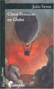 Cover of: Cinco Semanas En Globo