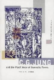 Cover of: C.G. Jung and the psychology of symbolic forms