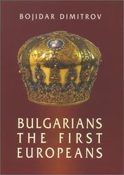 Cover of: Bulgarians