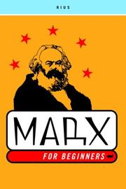 Cover of: Marx for Beginners | Rius