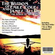 Cover of: The Wisdom of Emile Coue and James Allen | James Allen