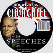 Cover of: Sir Winston Churchill