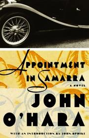 Cover of: Appointment in Samarra