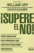 Cover of: Supere el No