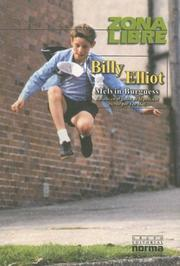 Cover of: Billy Elliot (Zona Libre)