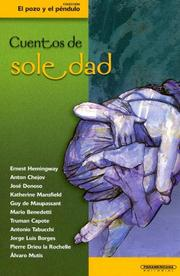 Cover of: Cuentos De Soledad by Eric Nieto