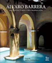Cover of: Alvaro Barrera
