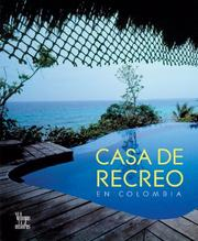 Cover of: Casa de recreo en Colombia