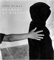 Cover of: Shadows of Silence