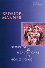 Cover of: Bedside Manner