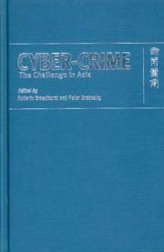 Cover of: Cyber-crime |