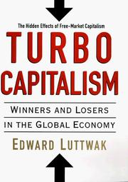 Cover of: Turbo Capitalism: winners and losers in the global economy