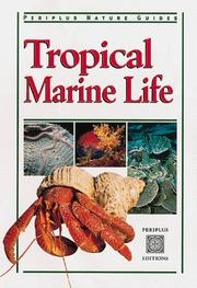 Cover of: Tropical Marine Life of Indonesia (Periplus Nature Guides) | Gerald Allen