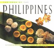 Cover of: The food of the Philippines