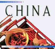 Cover of: The Food of China