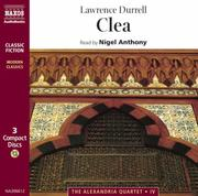 Cover of: Clea (The Alexandria Quartet, 4)