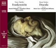 Cover of: Classic Thrillers: Bram Stoker's Dracula/Mary Shelley's Frankenstein