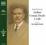 Cover of: Arthur Conan Doyle: A Life (Naxos Audio)