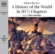 Cover of: A History of the World in 10 ½ Chapters