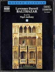 Cover of: Balthazar (The Alexandria Quartet, 2)