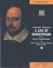 Cover of: A Life of Shakespeare