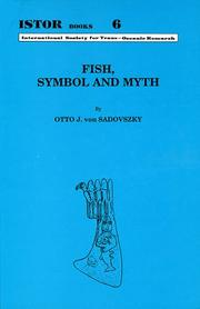 Cover of: Fish, symbol, and myth