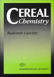 Cover of: Cereal chemistry