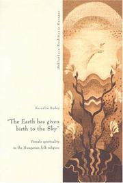 Cover of: earth has given birth to the sky | KorneМЃlia Buday