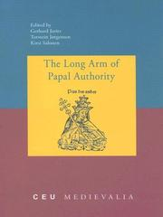 Cover of: The long arm of papal authority by