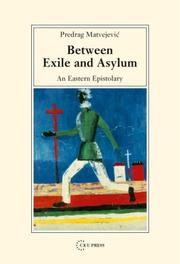 Cover of: Between exile and asylum