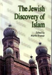 Cover of: Jewish Discovery of Islam |