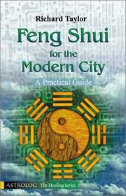 Cover of: Feng Shui for the Modern City