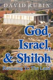 Cover of: God, Israel, and Shiloh